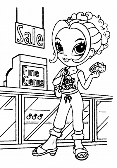 Free Coloring Pages 1