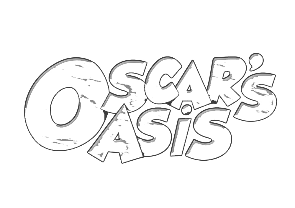 Oscars Oasis Free Coloring Print 1